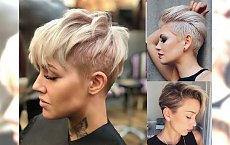 Krótkie fryzury z pazurkiem - cięcia undercut i pixie bob na pierwszym miejscu w trendach!
