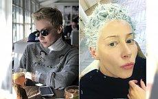 """Katarzyna Warnke znów ma nową fryzurę! """"Coraz mniej na głowie"""""""