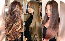 Najpiękniejsze kolory dla długich włosów. 30 pomysłów na spektakularny efekt!