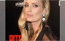 """Polska Uma Thurman na premierze """"Pitbulla"""". POZNAJECIE? Do złudzenia przypominała gwiazdę """"Kill Billa""""!"""