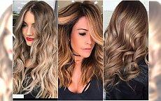 Kawowe kolory włosów - super trend wiosny! 25 pomysłów na zniewalającą koloryzację