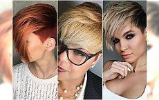 Ombre na krótkich włosach. Rewelacyjna koloryzacja dla posiadaczek pixie cut!