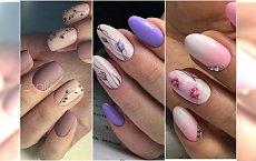 HIT WIOSNY: Kwiaty na paznokciach. Drobne, subtelne, po prostu śliczne! Musicie spróbować