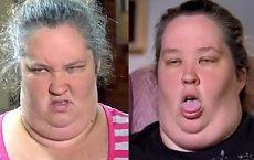 Mama June JUŻ TAK NIE WYGLĄDA! Przeszła metamorfozę i schudła 130 kilogramów