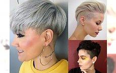 Krótkie fryzury undercut dla dziewczyn - najlepsze cięcia na nowy sezon!