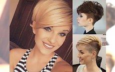 Fryzury z krótkich włosów – kobiece i modne cięcia na wiosnę i lato