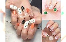 Manicure na lato 2018 – GALERIA modnych wzorków i odcieni