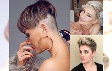 Krótkie cięcia włosów w najmodniejszym wydaniu - 20 zjawiskowych pomysłów