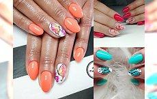 Manicure z wzorem motyla to HIT! Galeria uroczych pomysłów na wiosenną stylizację paznokci