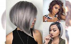 Najpiękniejsze fryzury long i midi bob - cięcia, które odejmą Ci lat!