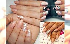 Wiosenne odsłony nude manicure - zakochaj się w klasyce!