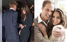 Mija 7 rocznica ślubu Kate i Williama. Tak wyglądały ich randki podczas studiów!