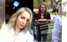 Agnieszka Woźniak-Starak pokazała zdjęcia z 40. URODZIN! Zobaczcie, jak świętowała!