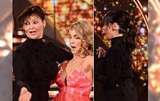 Taniec z Gwiazdami: Iwona Pavlović zatańczyła z Olą Jordan. Ale my patrzymy na jedno: Ale ona ZESZCZUPLAŁA!