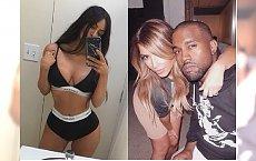 """Kim Kardashian pokazała pierwszy rodzinny portret z TRÓJKĄ DZIECI. """"Nawet nie wiecie, jak ciężko go zrobić"""""""