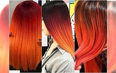 HIT w koloryzacji: SOCZYSTE MANGO. Kolor włosów dla kochających płomienne rudości