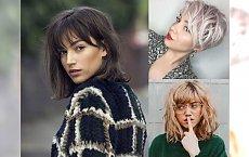 Modne fryzury z grzywką – sprawdzone cięcia dla włosów różnej długości