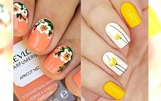 Najnowsze trendy manicure - śliczne odcienie i pomysłowe wzorki na wiosnę i lato