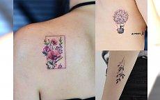 Najpiękniejsze wzory małego tatuażu - można się w nich zakochać!