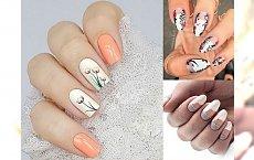 Jasny manicure na wiosnę i lato - prześliczne pomysły na dziewczęcą stylizacje paznokci