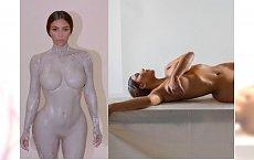 Kim Kardashian pokazała swoje NAGIE CIAŁO. Ale co innego rozbawiło internautów