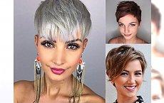 Krótkie fryzury damskie - nowoczesne cięcia, które warto wypróbować