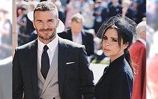 Ślub księcia Harry'ego i Meghan Markle: Victoria i David Beckhamowie zadali szyku! Spójrzcie na jej szpilki!