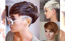 Fryzury dla krótkich włosów - to te cięcia, są najchętniej wybierane przez kobiety!