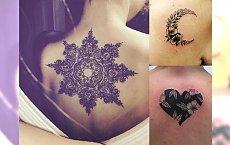 Kobiece tatuaże na plecach - przegląd supermodnych wzorów