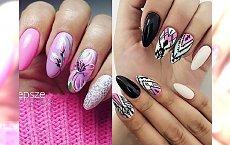 Letnie hybrydy z modnymi wzorkami – 20 pomysłów na manicure