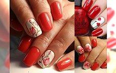 Czerwony manicure na lato - 25 ślicznych stylizacji!