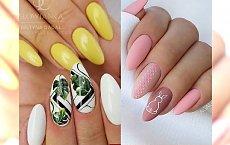 Wakacyjny manicure - galeria najpiękniejszych pomysłów na letnią stylizację paznokci
