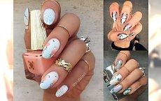 Dziewczęcy manicure na lato - kwiaty, listki, flamingi i inne zdobienia