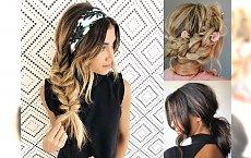 Uczesania dla włosów długich - galeria pomysłowych fryzur na każdą okazję!