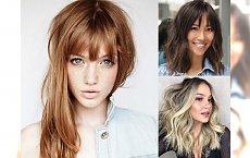 Modne fryzury średnie – galeria rewelacyjnych cięć na jesień!