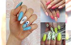Barwny manicure na wakacyjny wyjazd! 20 najpiękniejszych pomysłów dla dziewczyn