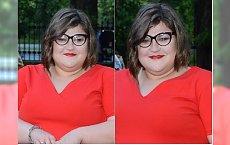 Dominika Gwit w końcu ubrała się IDEALNIE DO SWOJEJ FIGURY! Taki zestaw powinna mieć w szafie każda dziewczyna plus size