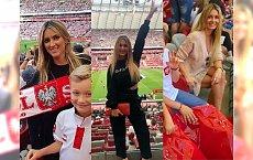 Mecz Polska-Litwa: Piękne WAG's i gwiazdy na trybunach! Zobacz, kto kibicował Polakom