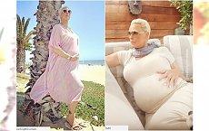 Brigitte Nielsen urodziła córkę! Matki są w szoku, że utrzymała ciążę w tym wieku