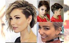 Krótkie fryzury na wesele. Podsuwamy pomysły na niecodzienną stylizację włosów!