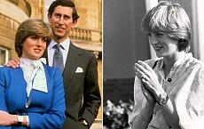 Dlaczego księżna Diana nosiła dwa zegarki? Kolejny sekret ujrzał światło dzienne