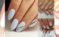 Modny manicure ślubny - nowe wzory dla panny młodej