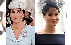 Meghan Markle na obchodach 100-lecia Królewskich Linii Lotniczych. Wyglądała sto razy lepiej od księżnej Kate!
