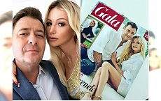 """Roxi Gąska w """"Gali"""": Ludzie przypięli mi łatkę głupiej blondynki, która przykleiła się do znanego aktora"""