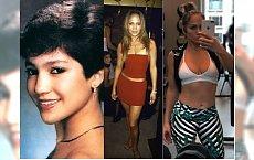 Jennifer Lopez ma dziś urodziny! Już za rok skończy 50 lat! Przypominamy, jak się zmieniała