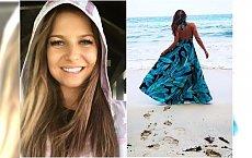 Plażowa sukienka Anny Lewandowskiej zawróciła w głowach fankom. Wiemy, gdzie ją kupić!