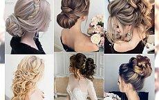 Niesamowite upięcia ślubne dla stylowych kobiet [TOP 10]