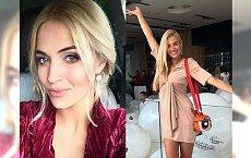 Rozalia Mancewicz była druhną na ślubie koleżanki! Jak wam się podobają suknie druhen?