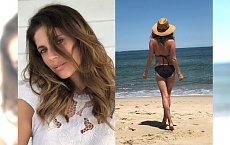 Weronika Rosati pokazała brzuch po porodzie. Widać, że pół roku temu urodziła dziecko?