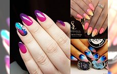Ombre manicure - najpiękniejsze pomysły na wyjątkowe stylizacje!